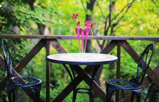 藻岩山の麓にある、ひと休みできる癒しカフェ