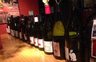 札幌で気軽に自然派ワインを飲めるお店です。