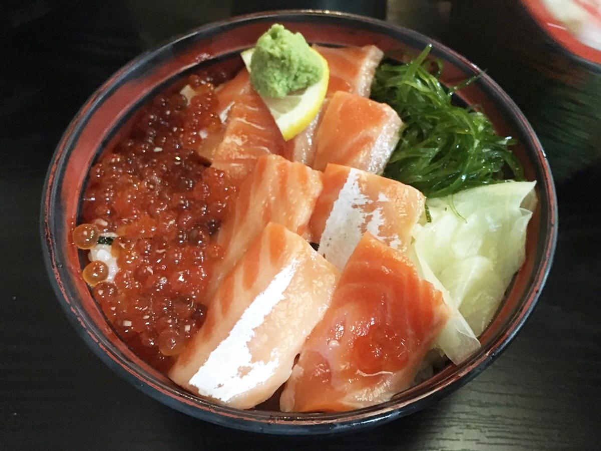 小樽の新鮮な海産物を味わえる!「庄坊番屋」