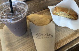 もちもちクレープとサクサクパイで一息♪「パイ&クレープ Clover 北8条店」