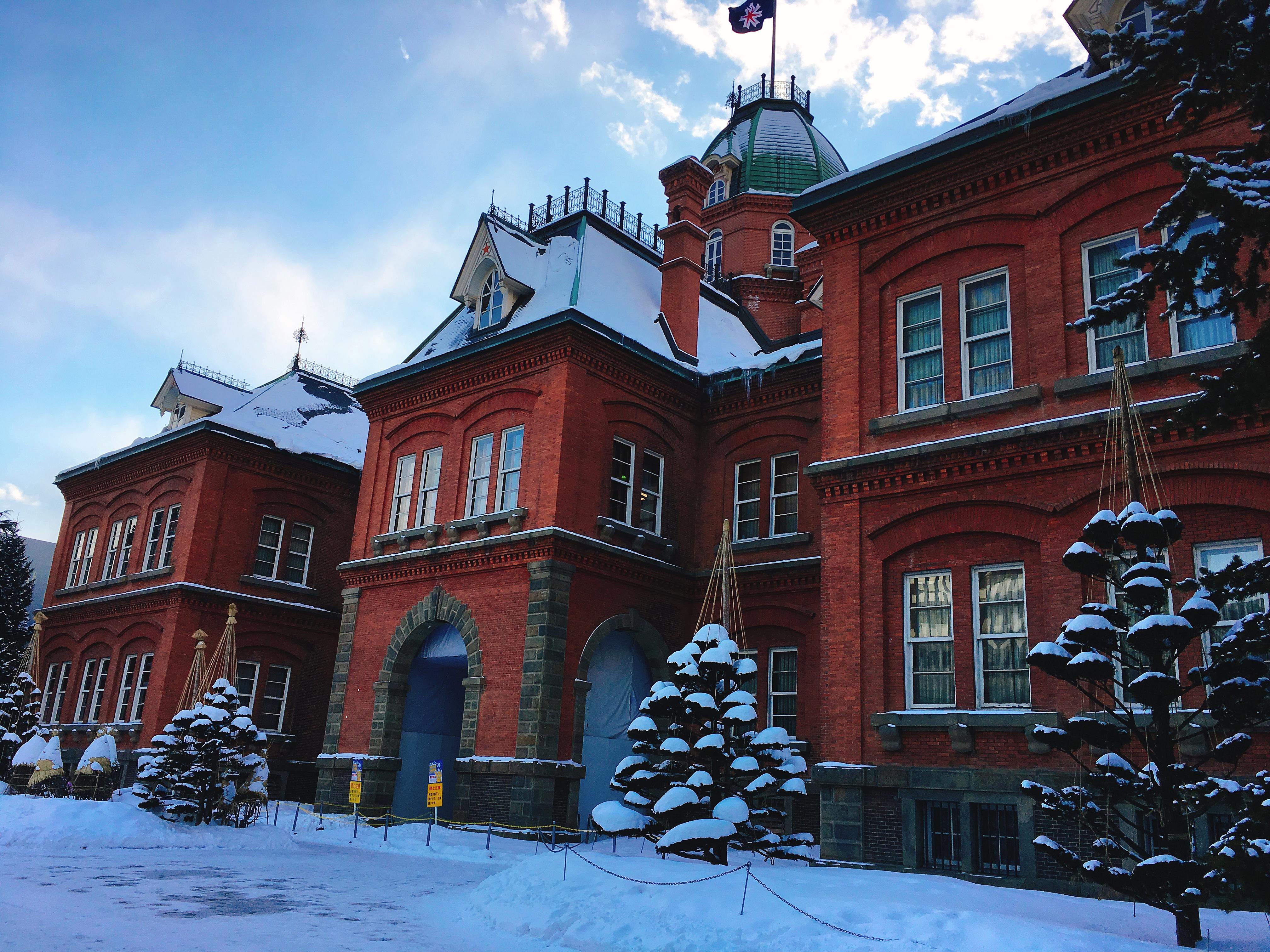北海道庁旧本庁舎(赤れんが庁舎)~樺太関係資料館~