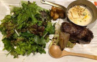 お肉の個性で旅する北海道!こだわりの道産ハンバーグ専門店「ノースコンチネント MACHI NO NAKA (North Continent)」
