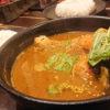 暑くなってきたからこそあえて食べたくなる…!スープカレーをぶらりと食べてきましたよ。