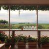 花と自然に囲まれた洞爺湖のカフェ「レークヒル・ファーム」