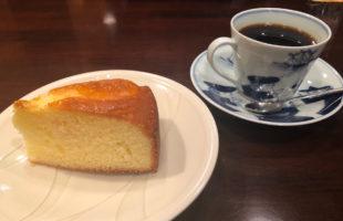老舗の空気感がたまらない自家焙煎珈琲店「カフェ ランバン」