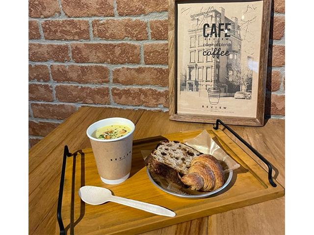 CAFE REVIEW ニューオープン!